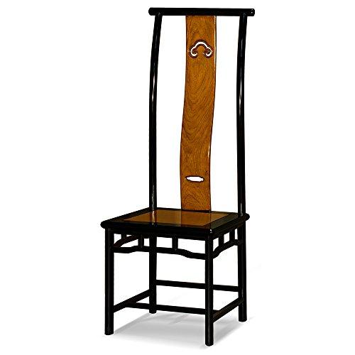 Ebony Side Chair - 6