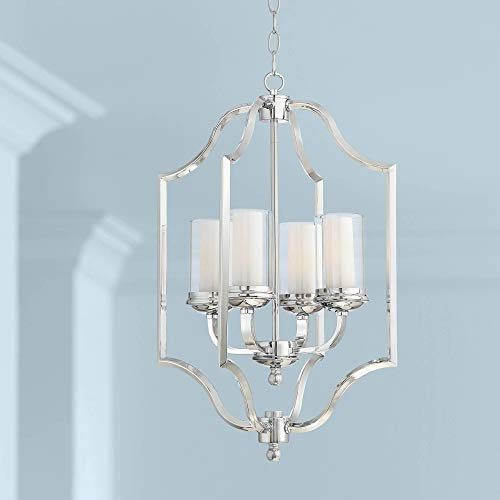 Lake Traditional Chandelier - Possini Euro Elliot Lake 16 3/4