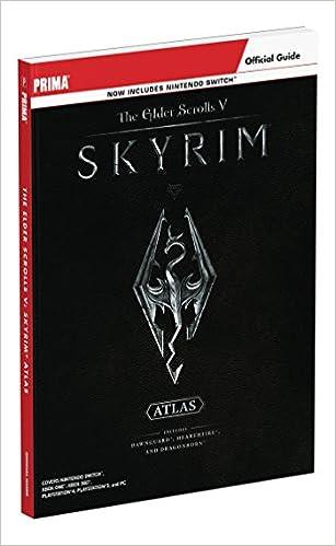 Skyrim Prima Guide Ebook