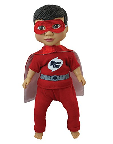 PlayMonster Wonder Crew Superhero Buddy - Erik Asian Boy Doll