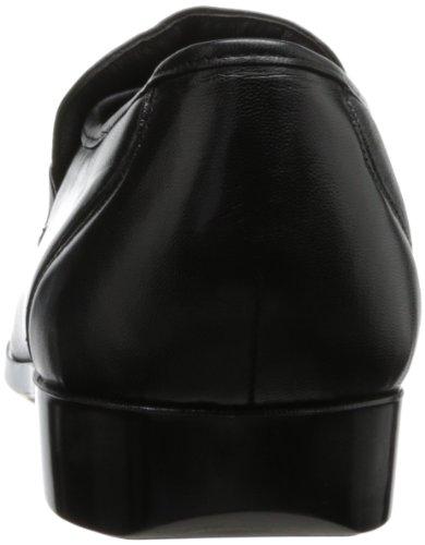 Bostonian Prescott Hommes Noir Cuir Chaussures Mocassins Pointure EU 42