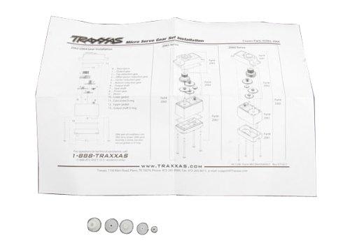Traxxas 2064 Gear Set for 2065 ()