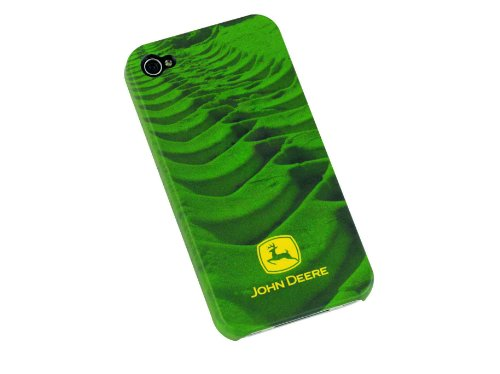John Deere iPhone 4 and 4S cover Back