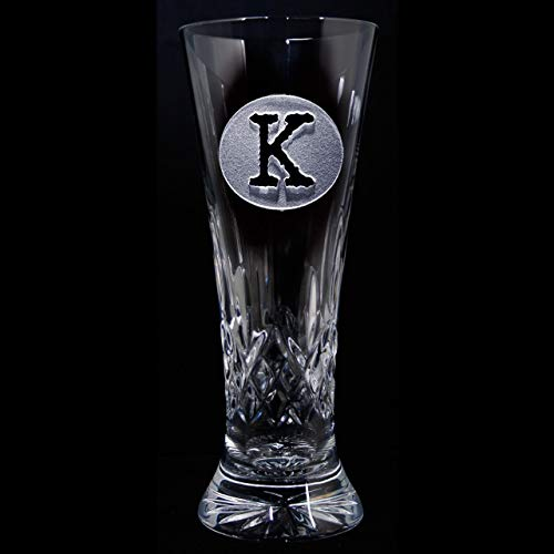 Waterford Crystal Lismore Pilsner Tall Beverage Glass PAIR