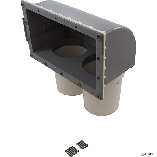 Waterway Plastics 550-6627 Front Access Filter Body Assembly, 100 sq. ft, (100 Sqft Replacement)