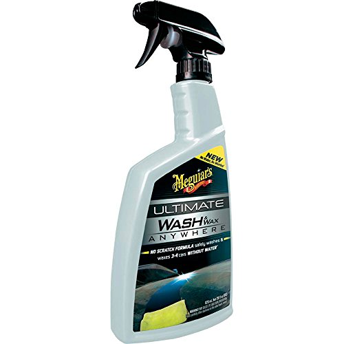 Meguiar's G3626 Ultimate Wash & Wax Anywhere Spray - 26 oz. (Meguiars Spray Car Wax compare prices)
