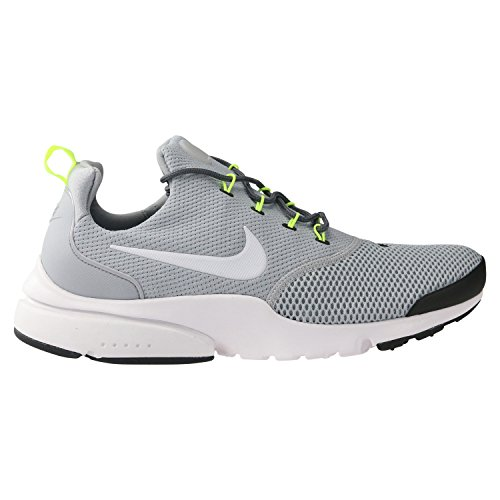 buy online 0e398 b4ea9 Galleon - NIKE Presto Fly Mens Running Trainers 908019 Sneakers Shoes (UK 8  US 9 EU 42.5, Wolf Grey White Black 013)