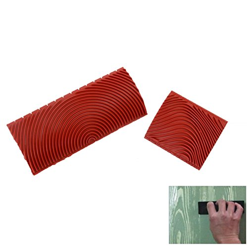 xgunion-rubber-wood-grain-graining-pattern-wall-paint-painting-tool-decoration-diy