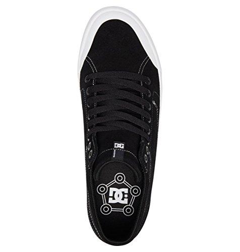 Black Evan White Montantes pour Zero Hi ADYS300423 Noir Chaussures Shoes Smith DC Homme T5wxfq7POO