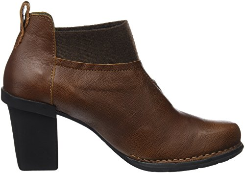 Brown Naturalista Ankle N5140 El Boots WoMen Wood Nectar Capretto Rd0S0q