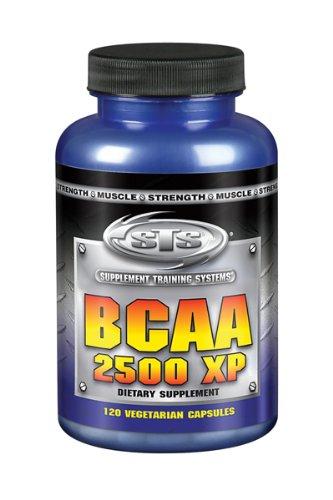 STS BCAA 2500 XP, 120-Comte