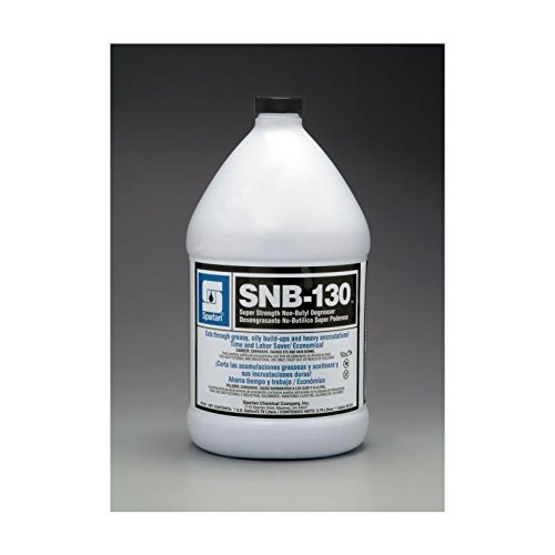 Spartan SNB-130 Industrial Cleaner/Degreaser, Gallon 4/cs