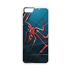 iPhone 6 Plus 5.5 Inch Cell Phone Case White The Amazing Spiderman Logo VIU132676