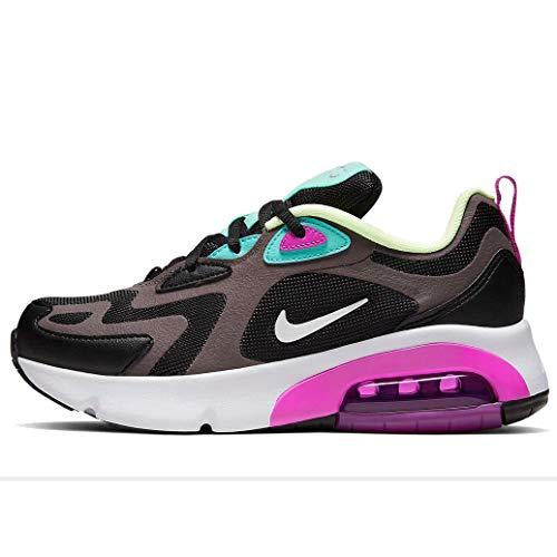 Nike Air MAX 200 (GS), Zapatillas Deportivas para Hombre, Black/Anthracite, 38.5 EU: Amazon.es: Zapatos y complementos