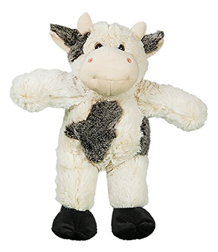 Cuddly Soft 8 inch Stuffed Bessie the Cow...We stuff 'em...you love 'em! from Stuffems Toy Shop