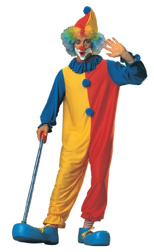 Rubie's Costume Haunted House Collection Clown Costume