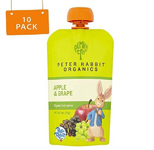 Peter Rabbit Organics Apple Pouches product image
