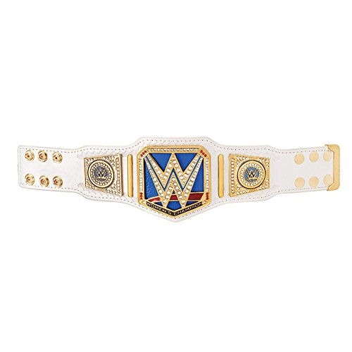 WWE Authentic Wear Smackdown Women's Championship Mini Replica Title Belt