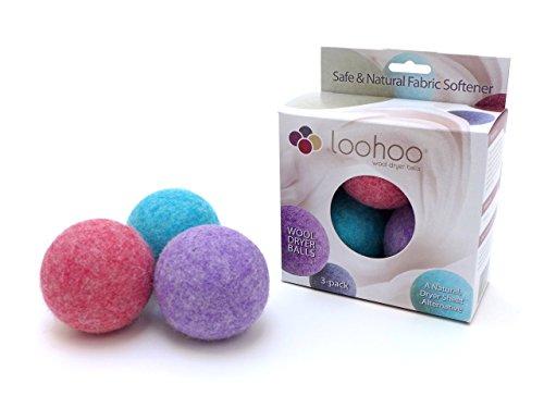 LooHoo Wool Dryer Balls Domestic product image