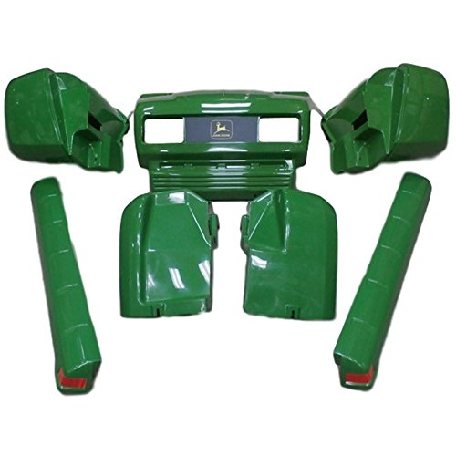 John Deere 6x4 Gator GREEN Body Parts BJD583 by John Deere