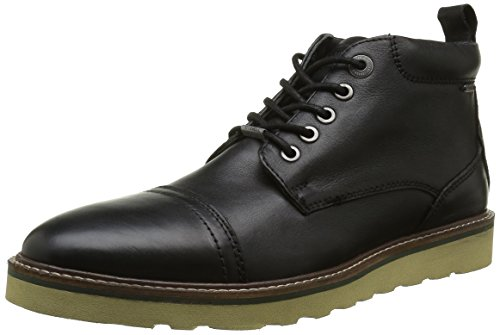 Pepe Jeans Barley - Zapatos Hombre Negro - Noir (999Black)