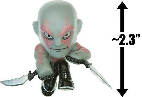 Drax: ~2.3'' Funko Mystery Minis x Guardians of the Galaxy Vinyl Mini-Bobble Head Figure Series