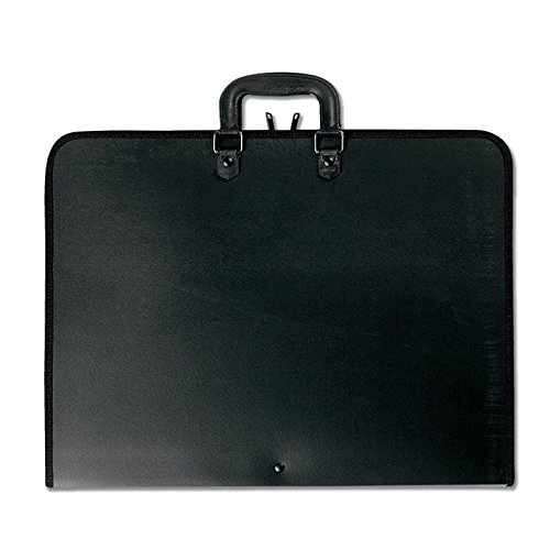Prat Start 1 Portfolio, Lightweight Cover with Inside Pockets and Straps for Organization, 3 Handles for Transport, 42 X 31 X 3 inches (S1-1422) by PRAT Start
