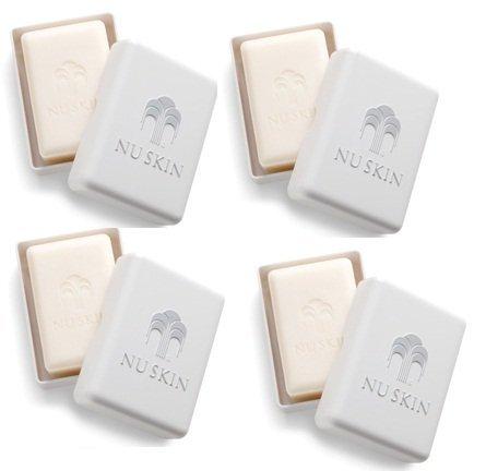 Nu Skin Soap-free Body Bars skin cleanser - 4 PACK