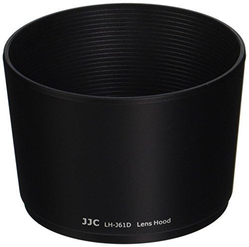 JJC LH-J61D Lens Hood (Black)