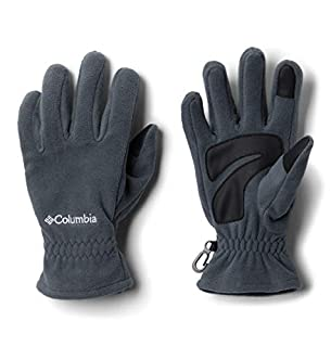 Columbia Men's Thermarator Glove, Graphite, Large (B077KD321H) | Amazon price tracker / tracking, Amazon price history charts, Amazon price watches, Amazon price drop alerts