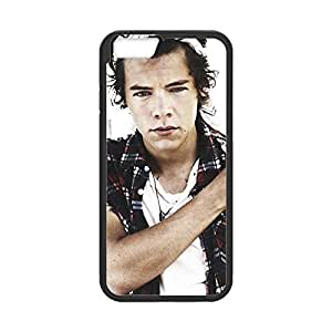 Custom TPU case with Image from Harry Styles Snap-on cover for iphone 6 Plus 5.5
