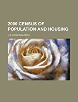 2000 census of population and housing