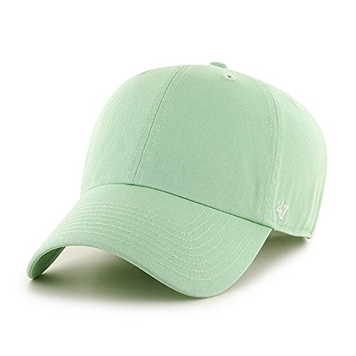 Gorra 47 Brand – Clean Up Curved V Relax Fit verde talla: Ajustable