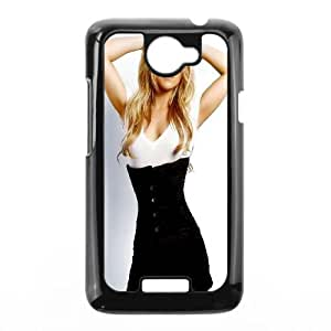 HTC One X Cell Phone Case Black Beautiful Hayden Panettiere LSO7935702