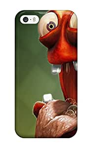 Snap-on Humor Cartoon Case Cover Skin Compatible With Iphone 5/5s