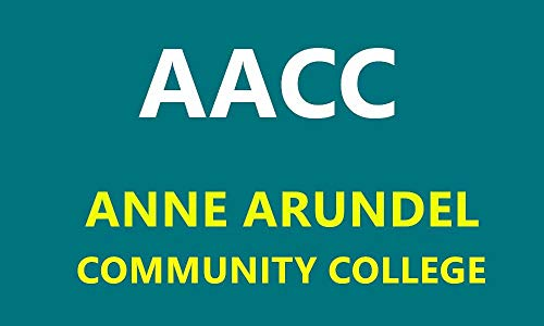BeeFuture Anne Arundel Community College Flag AACC Flag 2x3 FT Vivid Color and UV Fade Resistant Flag 2x3 Foot Polyester Flag Banner with Two Brass Grommets