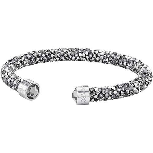 Swarovski Medium Grey Crystaldust Cuff