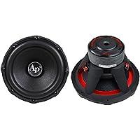 2) Audiopipe TXX-BD3-15 15 4800W Car Audio Dual 4 Ohm Subwoofers Power Subs