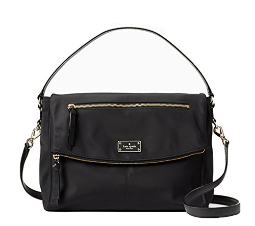 - Kate Spade New York wilson road nylon lyndon - Black