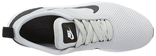 Nike Lunarestoa 2 Essential, Zapatillas de Running para Hombre, Turquesa, 44 EU Plata / Negro / Blanco (Pure Platinum / Black-White)