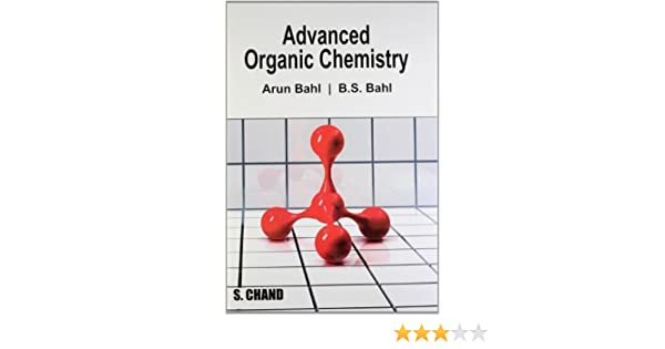 5000 solved problems in organic chemistry by arun bahl.