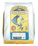 Sun Seed Company BSS14453 Miami Vita Mix Parakeet Food, 25-Pound