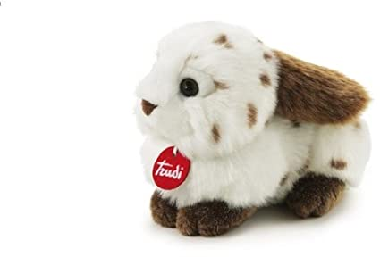 Soft Toy TRUDI - Dustin Spotted Rabbit - cm. 24 - (Cod. 23725
