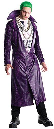 Rubie's Men's Suicide Squad Deluxe Joker Costume