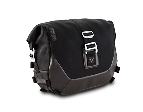 (SW-MOTECH Legend Gear LS1 Motorcycle Saddlebag | 9.8 Liter Water Resistant)