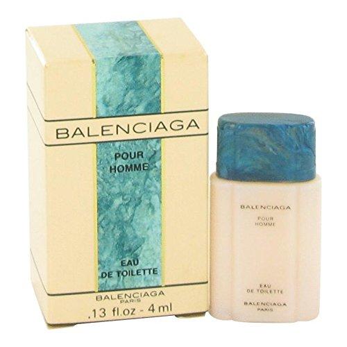 BALENCIAGA POUR HOMME by Balenciaga Mini EDT .13 oz for Men