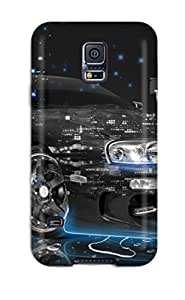 New Style 7735134K99983393 Fashion Protective Toyota Supra 27 Case Cover For Galaxy S5