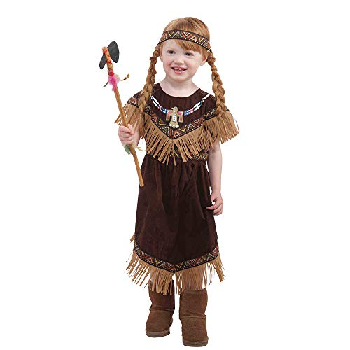 Forum Novelties Native American Princess Costume, Child's Large