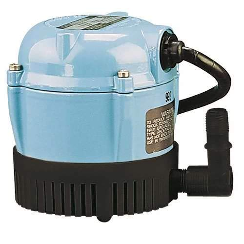 Little Giant 500500 1-AA-18 Submersible Cover Pump with 18-Feet Cord, 170 - Submersible Pump Cover Pool