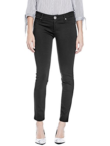 GUESS Factory Women's Miri Ponte-Knit Skinny (Ponte Knit Skinny Pant)
